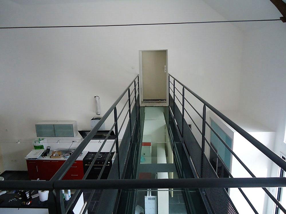 Galerie d'intérieur menuiserie metallique - METALLERIE MARTIN
