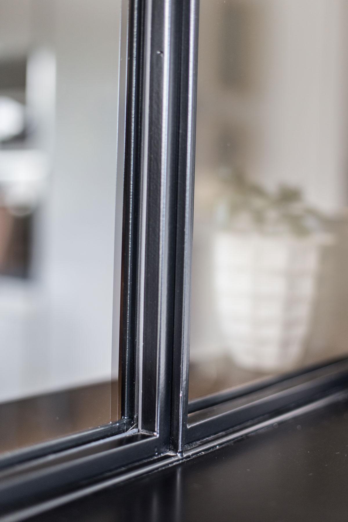 cloison verre acier m tallerie martin. Black Bedroom Furniture Sets. Home Design Ideas