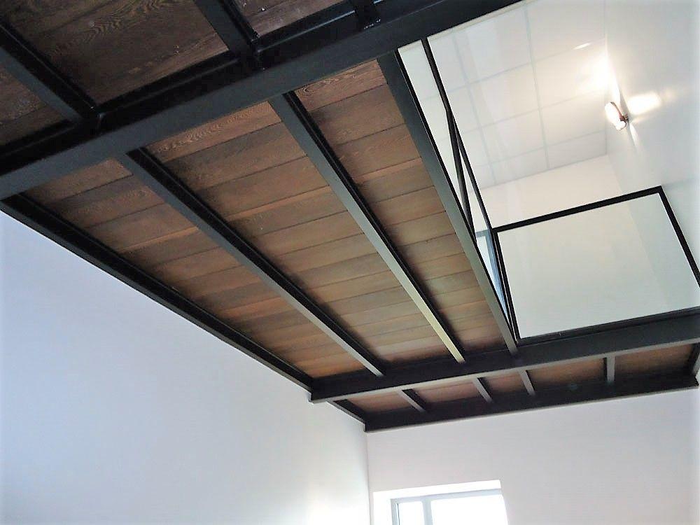 Maison Mezzanine : Structures métalliques métallerie martin