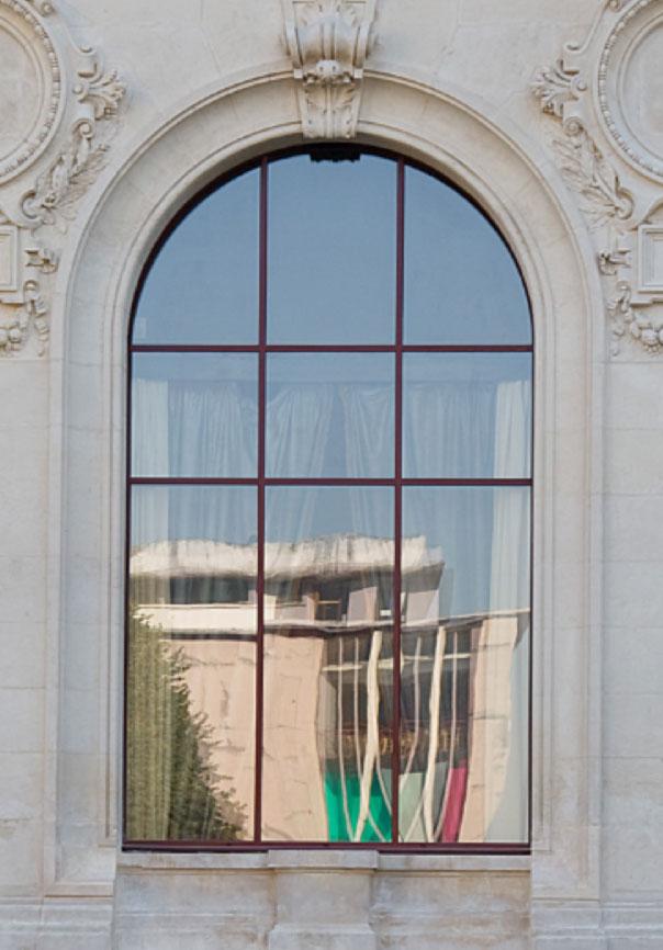 Fenêtre et porte Fineline