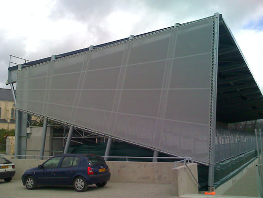 Construction menuiserie metallique - METALLERIE MARTIN