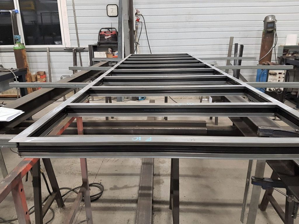 FINELINE RPT CHASSIS FIXE-METALLERIE-MARTIN